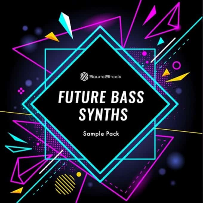 Free Future Bass Sample Packs, Future Bass Synths by SoundShockAudio, Cover Art