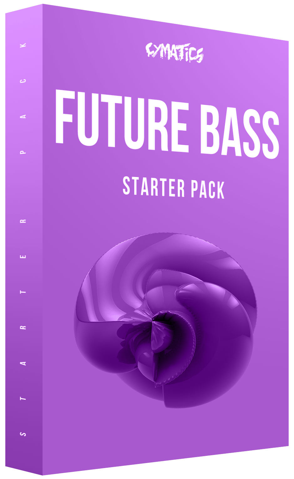Free Future Bass Download, Future Bass Starter Pack by Cymatics, Cover Art