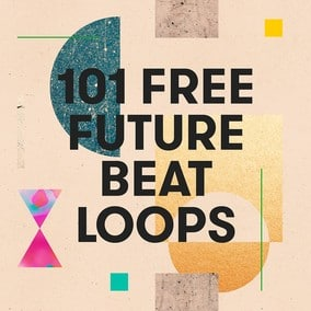 Free Future Bass Samples, 101 Future Beat Loops by Sample Magic, Cover Art
