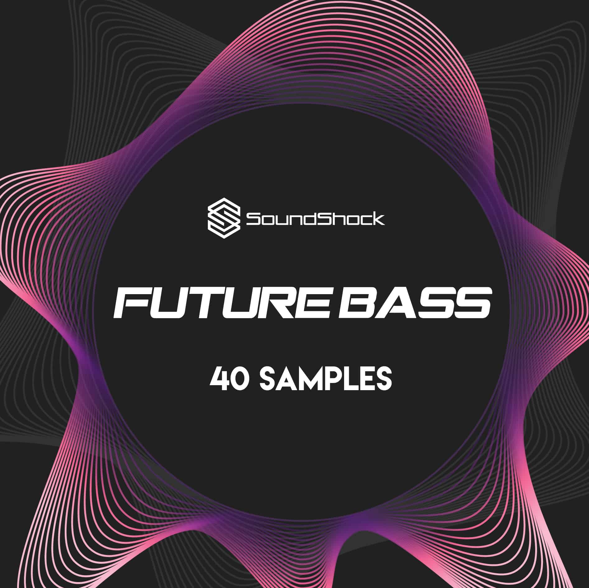 Future Bass Sample Pack by SoundShock, Cover Art